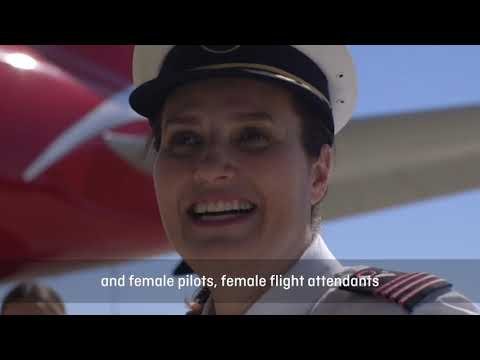 Qantas flies pink for cancer