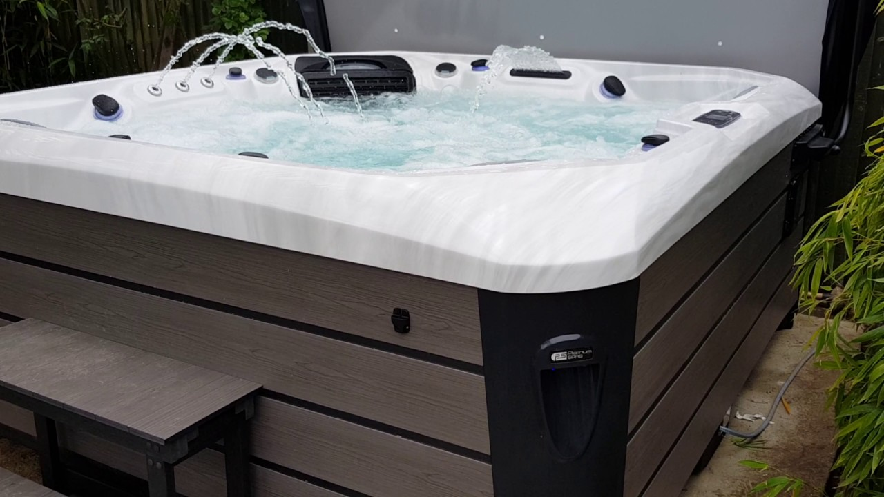 barcelona hot tub youtube. Black Bedroom Furniture Sets. Home Design Ideas