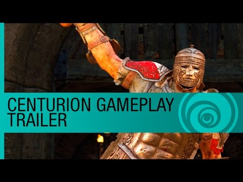For Honor Trailer: The Centurion (Knight Gameplay) - Hero Series #14 [US]