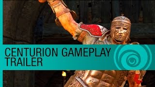 For Honor Trailer: The Centurion (Knight Gameplay) - Hero Series #14 [NA]