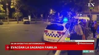 Evacúan la Sagrada Familia en Barcelona - Café de la Tarde
