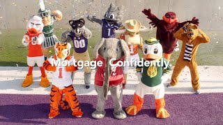 Quicken Loans Rocket Mortgage Commercial - College Mascots