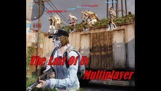 The Last Of Us Multiplayer Parte 115 En Vivo!!! Con Raul xD