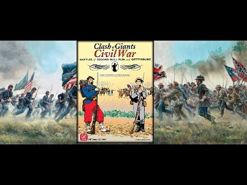 Clash of Giants: Civil War | Board Game | BoardGameGeek