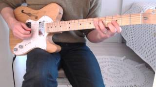 Afro Blue - Chord Melody