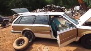 What to do? Buick Century StationWagon