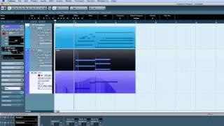 Создание музыки в Cubase 6(Тут нет нечего сверхъестественного!Подписываемся и учимся у лучших! На данном канале расположены видео..., 2013-07-16T20:50:36.000Z)