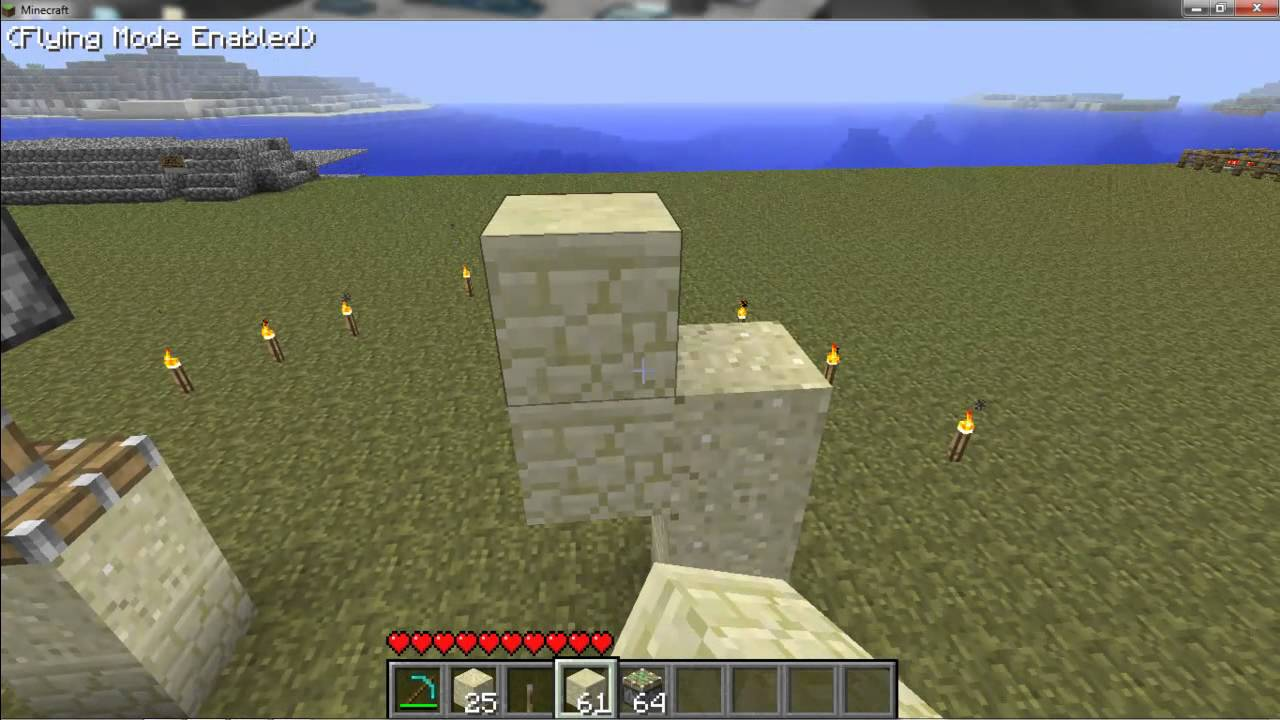 How to make a sand generator 71