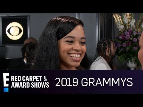 "Ella Mai Is ""Speechless"" Over Grammy Win 