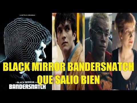 Black Mirror Bandersnatch Que Salio Bien Reseña