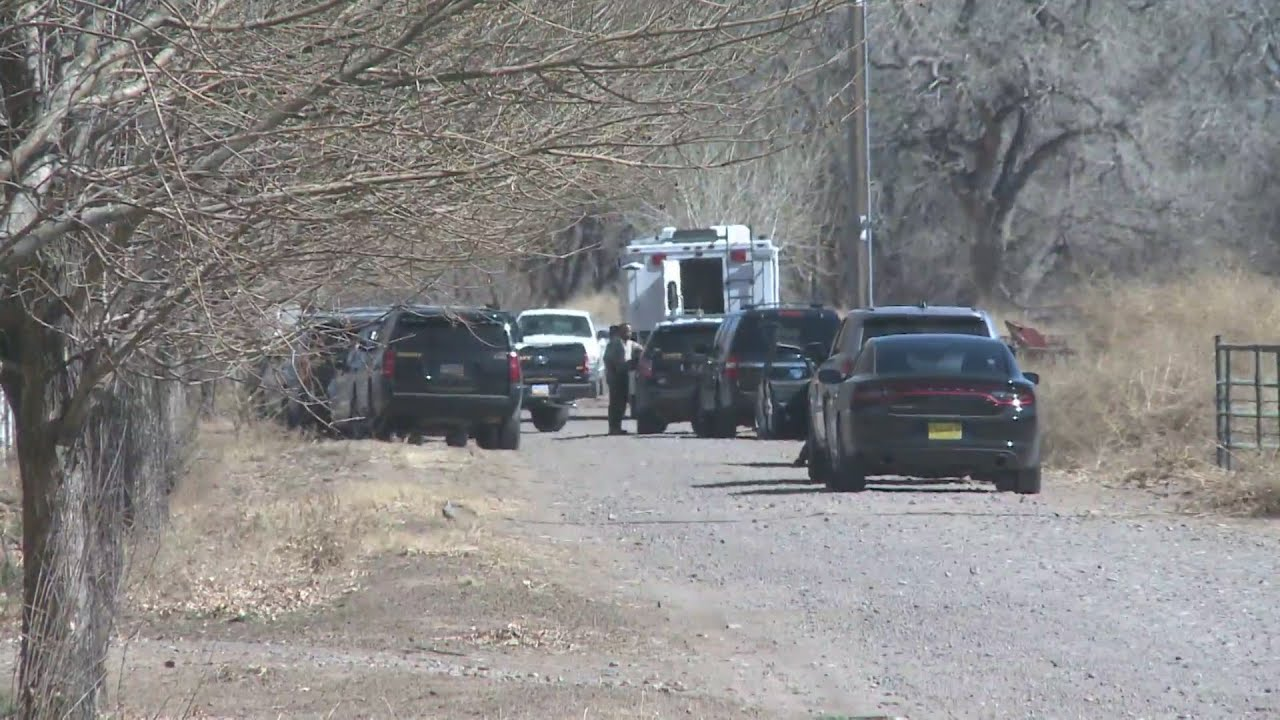 Download NMSP investigating officer-involved shooting in Valencia County