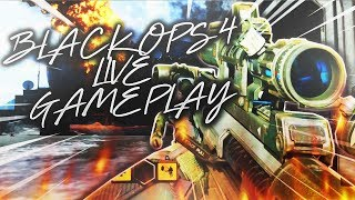 TIME FOR SOME CALL OF DUTY || BLACK OPS 4 LIVE GAMEPLAY