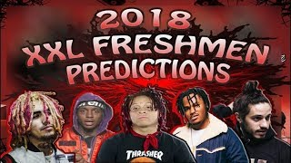 The 2018 XXL Freshman Cover was shot yesterday... These are the people we can Confirm Made the List.