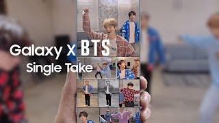 Baixar Galaxy X BTS: S20 Series Captura Única   Samsung