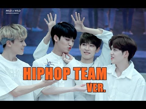 [FANSIGN COMPILATION] SEVENTEEN HipHop Team - Don't Wanna Cry ERA