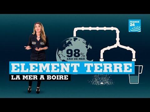 Dessalement : la mer à boire #ElementTerre