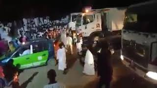 لمه اهل السودان  ابشر والله
