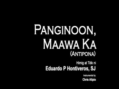 Panginoon, Maawa Ka (Antipona)