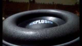 Tonsil GDNN 20/120 Explosiv