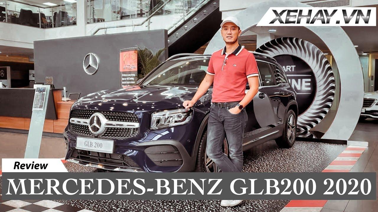 Mercedes-Benz GLB200 giá 2 Tỷ có những gì?