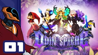 Let's Play Odin Sphere Leifthrasir - PS4 Gameplay Part 1 - Battlefield Berry-Master