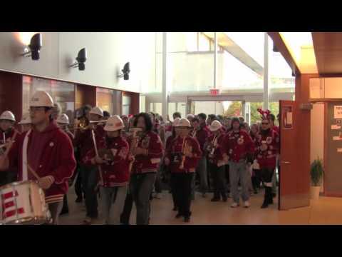 Godiva band; Christmas Caroling!