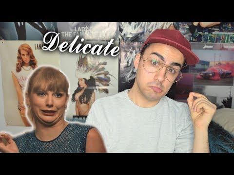ANÁLISIS del Video de Delicate de Taylor Swift: Mensaje, significado y detalles   JJ