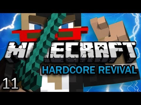 Minecraft: Hardcore Revival Ep. 11 - GEARED OUT