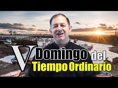 V Domingo del Tiempo Ordinario - Ciclo C - Y dejándolo todo lo siguieron