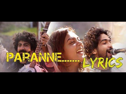 Koode | Paranne Song |Lyrics |Prithviraj Sukumaran,Nazriya Nazim