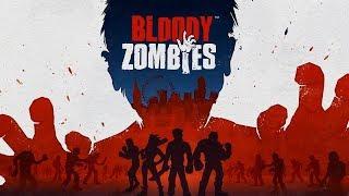 Смотр/Прохождение Bloody Zombies - средний битемап про зомби в лондоне #7. Деревня.