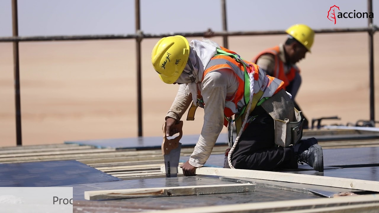 ACCIONA Energía comienza su andadura en Egipto