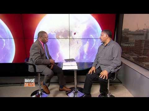Artist Wosene Worke Kosrof talks to Africa Wrap about his work
