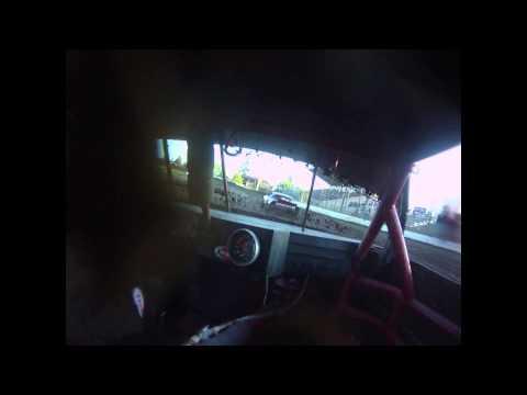 American Stock Division - Ocean Speedway - Watsonville, CA - Heat Race: 5/10/13