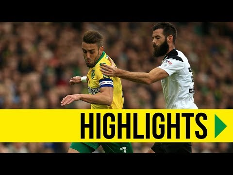 HIGHLIGHTS: Norwich City 1-2 Derby County