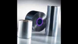 видео Термотрансферная лента WAX/RESIN - 1690 box на основе смеси воска и смол-