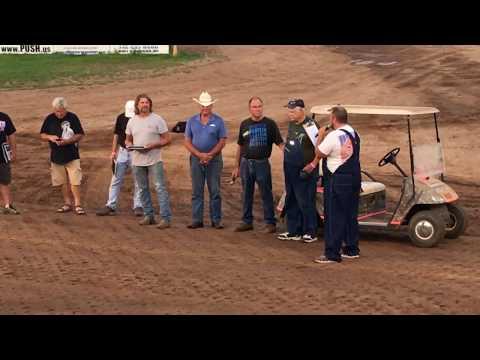 Tom Nesbitt HOF Rice Lake Speedway