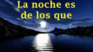 Tahures zurdos: La noche es... (letra)