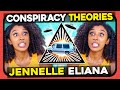 Jennelle Eliana Reacts To YouTube Conspiracy Theories About Jennelle Eliana