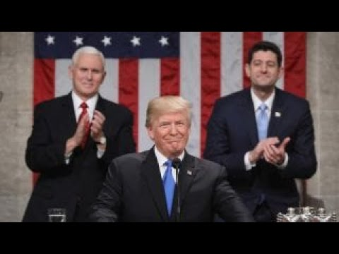 Trump introduces $1.5 trillion infrastructure bill in State of the Union address
