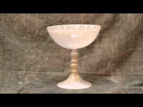16th Century Rare Venetian Wine Cup