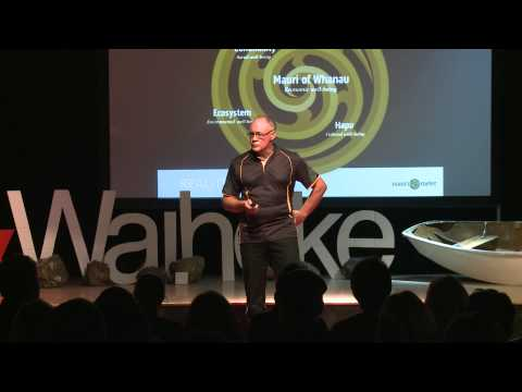 To survive we must measure our actions not by money, but Mauri   Kepa Morgan   TEDxWaiheke