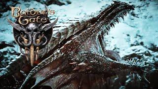 Baldur's Gate 3 - Official Dev World Gameplay Reveal Announcement Trailer