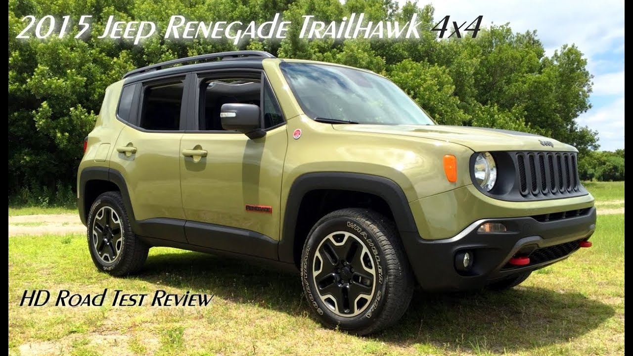 hd road test review 2016 jeep renegade trailhawk 4x4 2. Black Bedroom Furniture Sets. Home Design Ideas