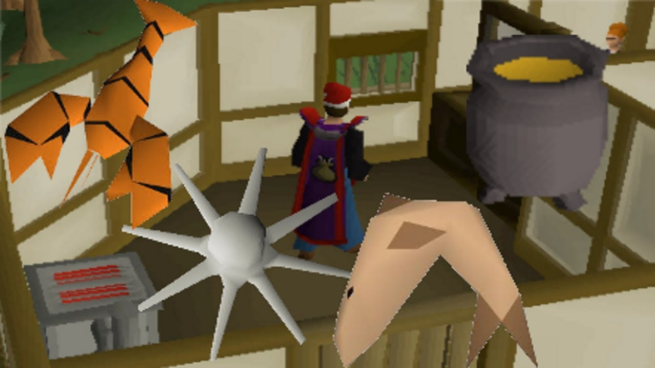 [OSRS] Top 5 Cooking Training Spots