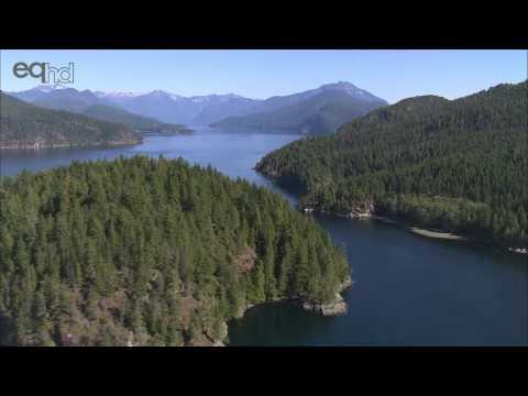 Discovery Passage British Columbia