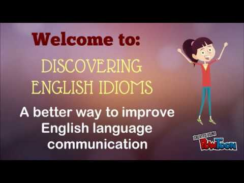 Discovering English idioms.