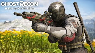 THE MOST POWERFUL ASSAULT RIFLE MKII in Ghost Recon Breakpoint