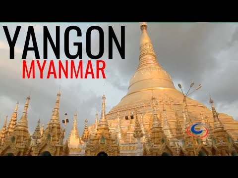 Yangon - A 'must see' destination, one hour flight from Thai