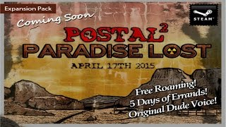 Postal 2: Paradise Lost Main Theme